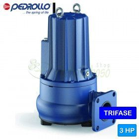 VXC 30/70-F - electric Pump for sewage water VORTEX three phase