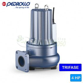 MC 40/70-F - Pump CHANNEL for pumping sewage three-phase