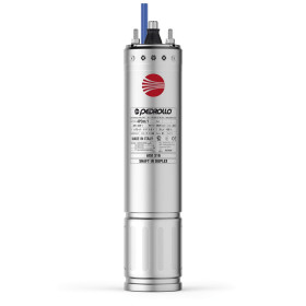 """4PD/1.5 - Motor rewindable 4"""" 1.5 HP three-phase"""