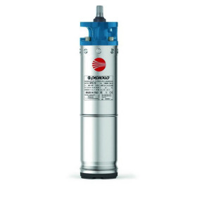 "6PD/7.5 - Motor rewindable 6"" 7.5 HP tre faza"