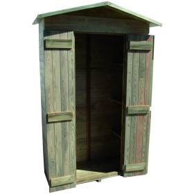 Guild - wood Wardrobe