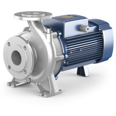 F 50/160C-I - Pump close-coupled stainless steel three-phase