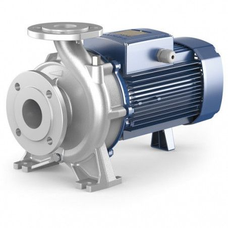 F 50/160A-I - Pump close-coupled stainless steel three-phase