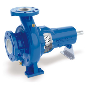 FG-50/125A - centrifugal Pump normalized support