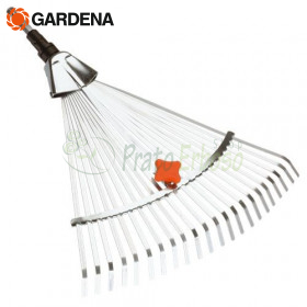 3103-20 - Broom for grass, adjustable steel