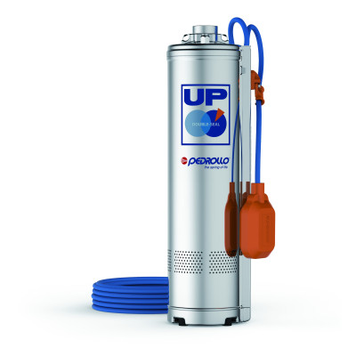 UPm 2/6-GE (10m) - submersible electric Pump single-phase with