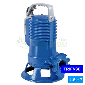 150/2/G40H A1CT - électrique, Pompe submersible chopper, en
