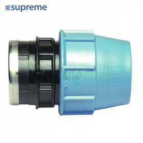 S100016012 - compression Fitting 16 x 1/2""
