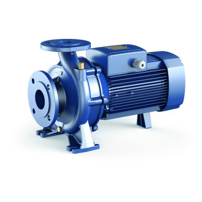 F 50/250D - centrifugal electric Pump of the normalized