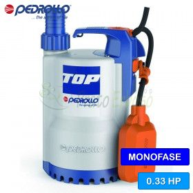 TOP 1 (5m) - electric Pump to drain clear water