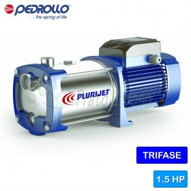 PLURIJET 5/90-N - Pump multigirante self-priming three-phase