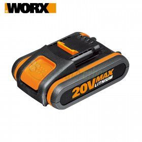 WA3551.1 - Battery 20V Lithium-ion 2.0 Ah for gear Worx