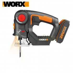 WX550 Axis - Worx hacksaw