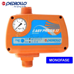 EASYPRESS-2M-BLU - electronic pressure Regulator with pressure gauge