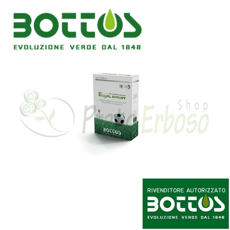Royal Sport - Seeds for lawn of 1 Kg