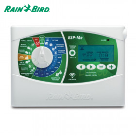 ESP-ME - Control unit from 4 to 22 stations for WiFi extension
