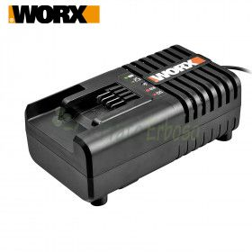 Chargeur rapide WORX 20V WA3860