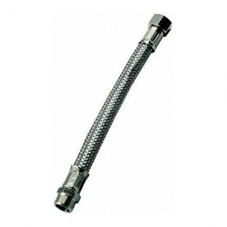 """TF 6 - 1 """"stainless steel hose 60 cm"""