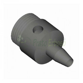 Punch for die cutter to pierce the pipe 4 mm