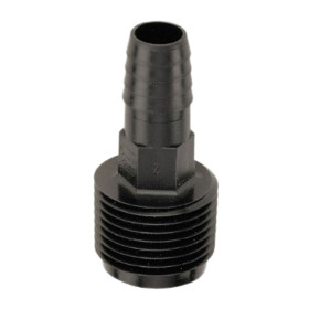 850-35 - male Adapter for Funny Pipe