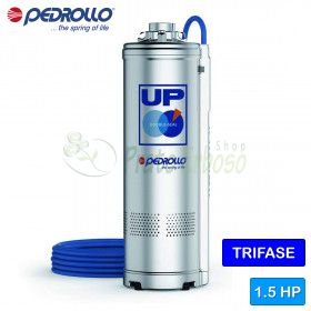 UP 2/5 (10m) - submersible electric Pump three-phase 230 V