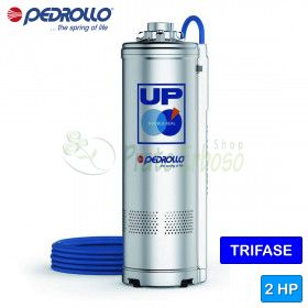 UP 2/6 (10m) - submersible electric Pump three-phase 230 V