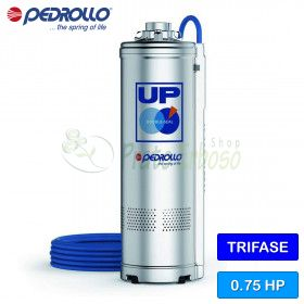 UP 4/3 (10m) - submersible electric Pump three-phase 230 V