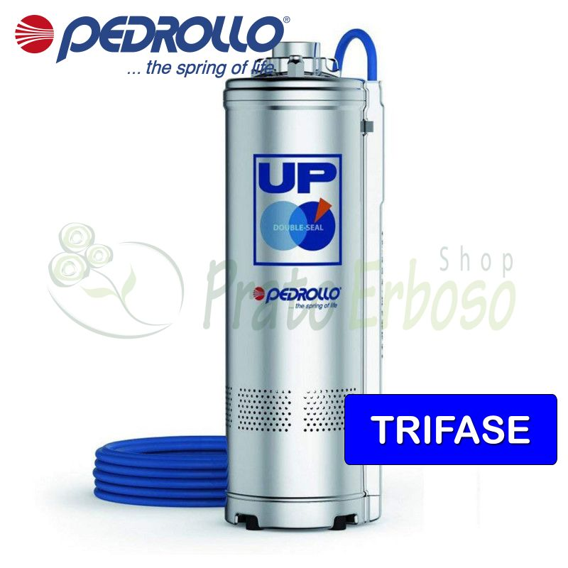 UP 4/5 - submersible electric Pump three-phase 230 V