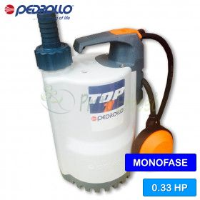 TOP 1 (10m) - electric Pump to drain clear water