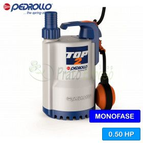 TOP 2 (10m) - electric Pump to drain clear water