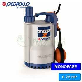 TOP 3 (10m) - electric Pump to drain clear water