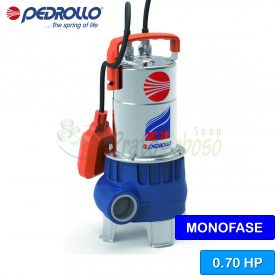 ZXm 1B/40 - electric Pump, submersible VORTEX water very dirty