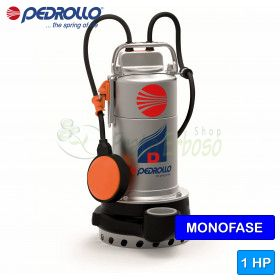 Dm 20-N - electric Pump for clean water single-phase