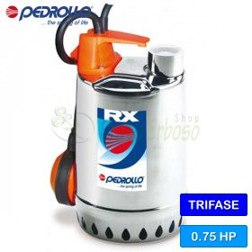 RX 3 (10m) - electric Pump for clear water three-phase