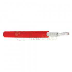 Cable for photovoltaic systems red 1 X 4 mm2