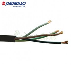 H07 RN-F 4x1.5 - power Cable for submersible pump 4x1.5 mm2