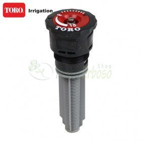 O-T-5-TP - Nozzle at a fixed angle range 1.5 m 120 degree