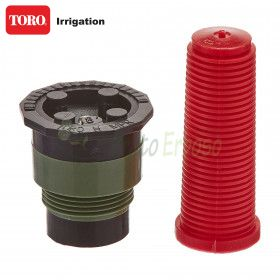 8-T-PC - Nozzle at a fixed angle range 2.4 m to 120 degrees