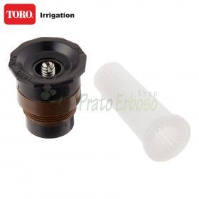 12-T-PC - Nozzle at a fixed angle range 3.7 m to 120 degrees