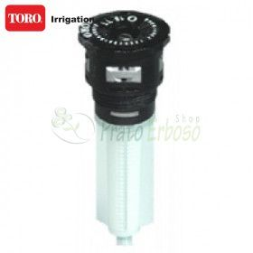 O-T-15-TP - Nozzle at a fixed angle range 4.6 m to 120 degrees