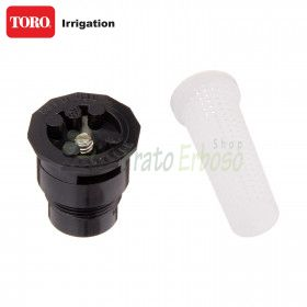 15-T-PC - Nozzle at a fixed angle range 4.6 m to 120 degrees