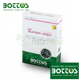 Super Iron 9-9-9 + 11 Fe - Fertilizer for the lawn from 2 Kg