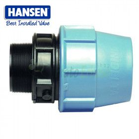 """S095050200 - compression Fitting 50 x 2"""""""