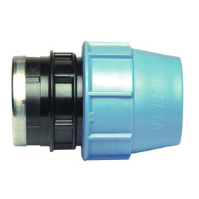 """S100025100 - compression Fitting 25 x 1"""""""