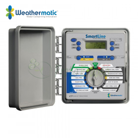 SL1600 - Control unit from 4 to 16 stations for outdoor use