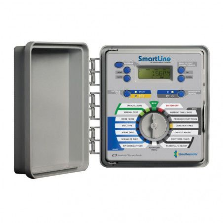 SL1600 - Unit from 4 to 16 stations for external