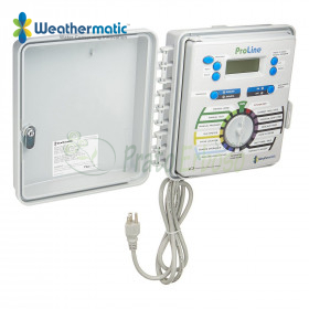 PL1600 - Control unit from 4 to 16 stations for outdoor use