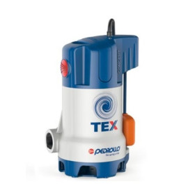 TEX 3 (5m) - electric Pump to drain dirty water