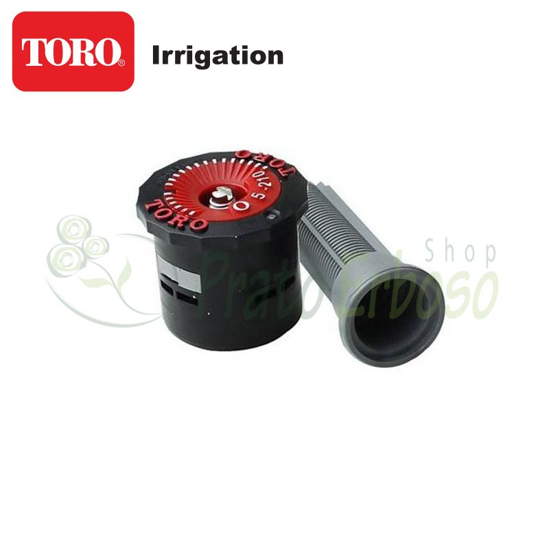 O-5-TTP - Nozzle at a fixed angle range 1.5 m to 240 degrees