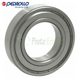 6206 ZZ-C3 - ball Bearing 30x62x16 mm